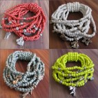 stretching beaded bracelets charming handmade bali