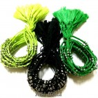 3 color friendship hemp bracelets friendship design