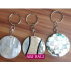 bali seashells keyrings resin handmade 3 model