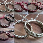 straw natural hemp bracelet antiq designs