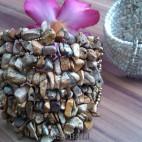 stones beads cuff bracelets color organic bali