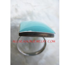 Turquoise 925Silver Rings