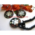 Floral Jewelry Set