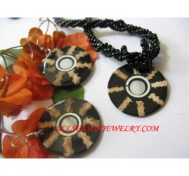 Nature Jewelry Set