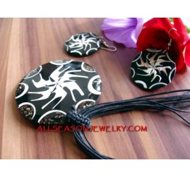 Set Necklaces Earring