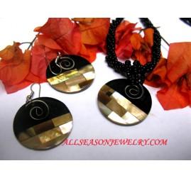 Necklaces Earring Sets Earrings Pendant Seashells Handmade
