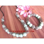 Set Necklaces Bracelet