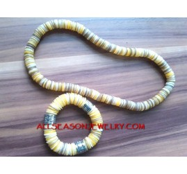 Jewelry Set For Men Shells