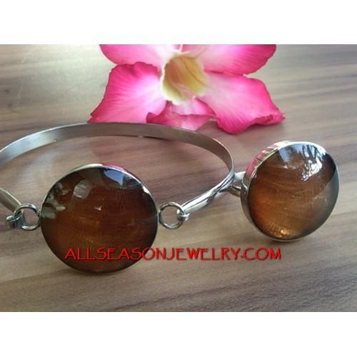 Shell Bracelet Rings Sets