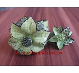 Handmade Bracelet Ring Set