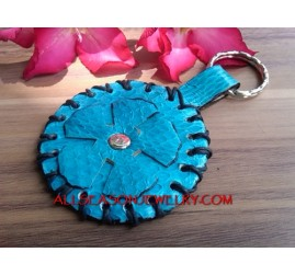 Leather Key Chain Handbags