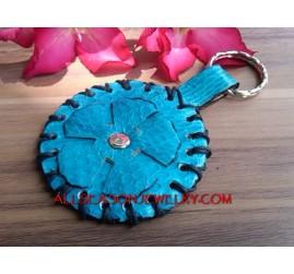 Leather Key Chain Handbags