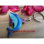 Dolphin Key Rings Souvenir
