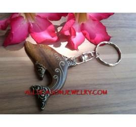 Handicrafts Wooden Dolphin