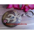 Keycharms Wood Souvenir