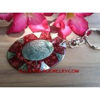 Key Chain Handbag Shells
