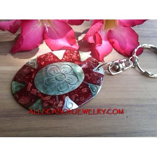 Key Chain Handbag Shells