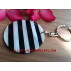 Key Chain Holder Shell Resin