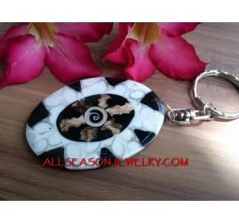 Key Holder Shells Purses