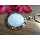 Charm Shell Key Holder