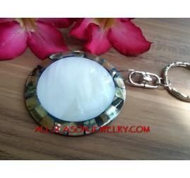 Charm Shell Key Holder