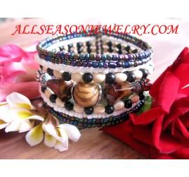 bead bracelet fashion