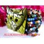 Wolf Design Bracelets