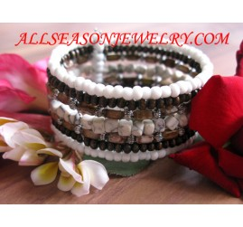 Woman Bracelet Bead