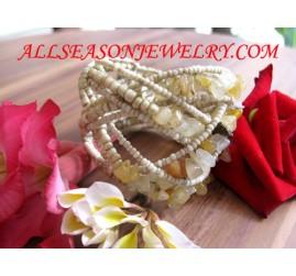 Woman Bracelets Bead