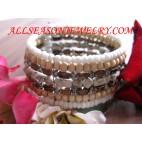 Woman Bead Bracelet