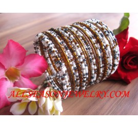 Ladies Bead Bracelet