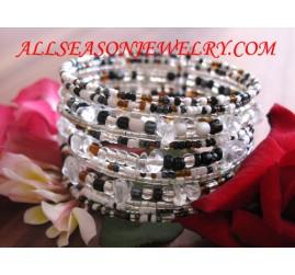 Indonesia Bead Bracelet