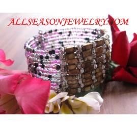 fashion beading bracelet