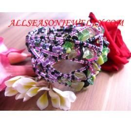 Bali Seeds Bead Bracelets