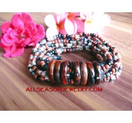 Multi Color Bracelet Stretch