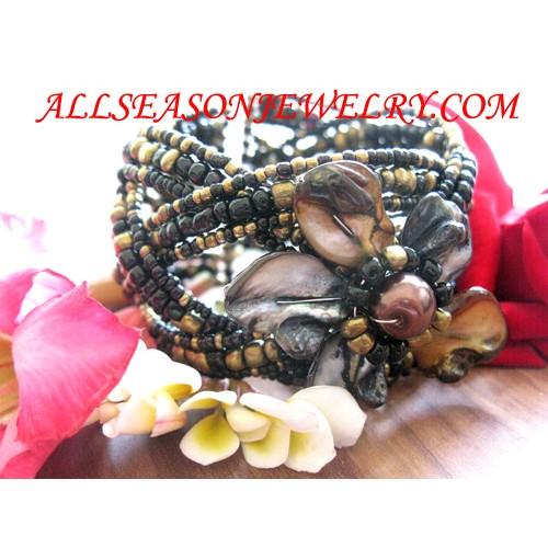 bangle bead bracelets
