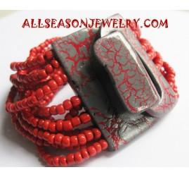 Bead Bracelet Elastic