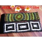 Pattern Beads Bracelet