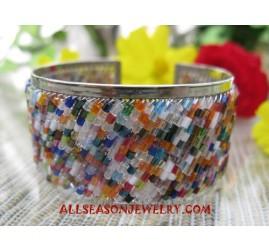Bead Bracelet Stainless