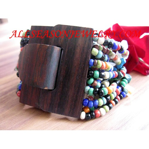 bead bracelets buckle