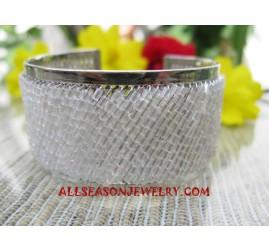 Bead Bracelets Stainless