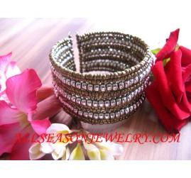 bead ladies bracelet