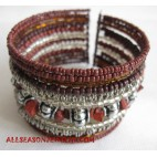 Bead Metal Bracelet