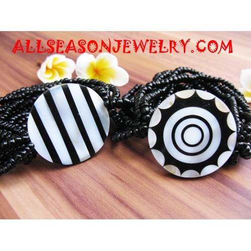 Bead Shell Bracelet Jewels