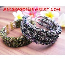 Beaded Bracelet For Ladies