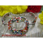 Beaded Bracelet Stainless