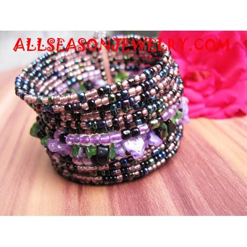 Beaded Bracelet Stones