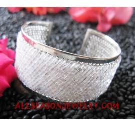 Beaded Bracelets Natural
