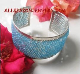 Beaded Elastic Bracelets