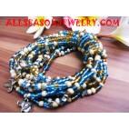 Seeds Stretched Bracelets